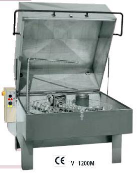 Lavatrice industria serie 1200