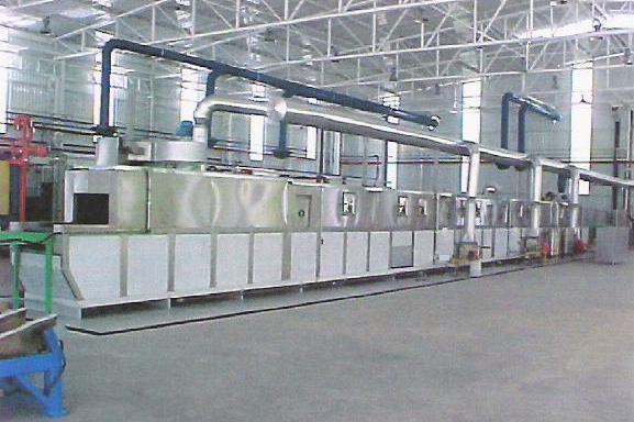 Impianti di lavaggio a tunnel automatico