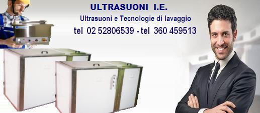 Pulitori e detergenti ultrasuoni