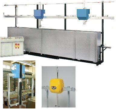 Impianti modulari automatici con ultrasuoni e detergenti