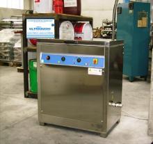 Vasca lavametalli e vasche ultrasonore con riscaldamento, bagni ultrasuoni