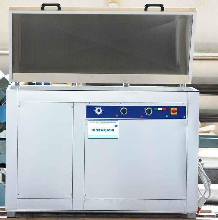 Lavatrice per teglie alimenti e distributori bevande calde